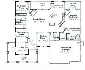 Renderings Beth-2498 floor plan